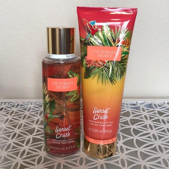 94c29a50a2c 🌼Victoria Secret Sunset Crush Fragrance Mist🌼